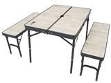 ROSY ベンチテーブルセット4 73188036
