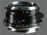 フォクトレンダー ULTRON vintage line 35mm F2 Aspherical Type II VM [ブラックペイント]
