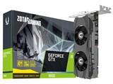 ZOTAC GAMING GeForce GTX 1650 Low Profile GDDR6 ZT-T16520H-10L [PCIExp 4GB]