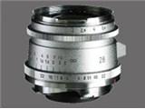 フォクトレンダー ULTRON vintage line 28mm F2 Aspherical Type II VM [シルバー]