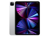 iPad Pro 11インチ 第3世代 Wi-Fi 128GB 2021年春モデル MHQT3J/A [シルバー] 製品画像