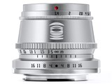 TTArtisan 35mm f/1.4 C シルバー [フジフイルム用]