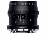 TTArtisan 50mm f/1.2 C [ニコンZ用]