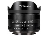 7Artisans 7.5mm F2.8 FISH-EYE II ED 75M43B-II [マイクロフォーサーズ用] 製品画像