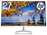 HP M27f フルHD ディスプレイ 価格.com限定モデル [27インチ 黒] 製品画像