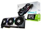 GeForce RTX 3080 Ti SUPRIM X 12G [PCIExp 12GB] 製品画像