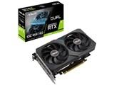 DUAL-RTX3060-O12G-V2 [PCIExp 12GB] 製品画像
