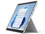 Surface Pro 8 8PV-00010 [プラチナ]