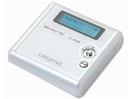 NOMAD MuVo2 FM CMV2F5G-W (5GB)