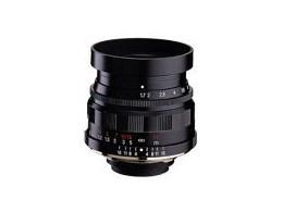 フォクトレンダー ULTRON 35mm F1.7 Aspherical (ブラック)
