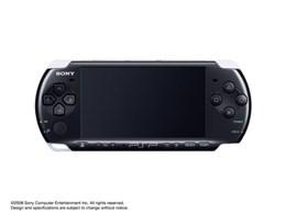 PSP プレイステーション・ポータブル ピアノ・ブラック PSP-3000 PB
