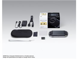 PSP プレイステーション・ポータブル バリューパック ピアノ・ブラック PSP-3000 KPB