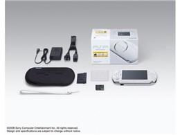 PSP プレイステーション・ポータブル バリューパック パール・ホワイト PSP-3000 KPW