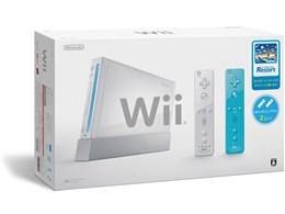 Wii [ウィー] (Wiiリモコンプラス・Wii Sports Resort同梱)