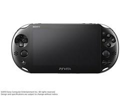 PlayStation Vita (プレイステーション ヴィータ) Wi-Fiモデル PCH-2000シリーズ
