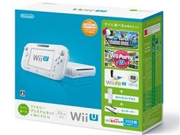 Wii U すぐに遊べるファミリープレミアムセット + Wii Fit U