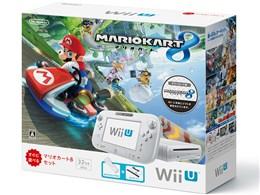 Wii U すぐに遊べる マリオカート8セット