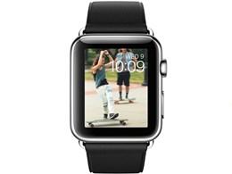 Apple Watch 38mm クラシックバックル