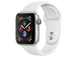 Apple Watch Series 4 GPSモデル 40mm スポーツバンド