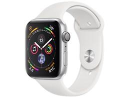 Apple Watch Series 4 GPSモデル 44mm スポーツバンド