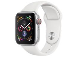 Apple Watch Series 4 GPS+Cellularモデル 40mm スポーツバンド