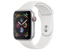 Apple Watch Series 4 GPS+Cellularモデル 44mm スポーツバンド