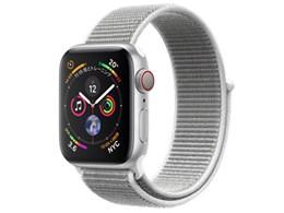 Apple Watch Series 4 GPS+Cellularモデル 40mm スポーツループ