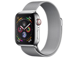 Apple Watch Series 4 GPS+Cellularモデル 40mm ミラネーゼループ