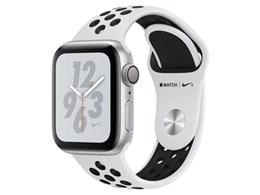 Apple Watch Nike+ Series 4 GPSモデル 40mm スポーツバンド
