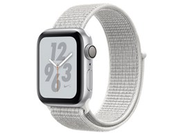 Apple Watch Nike+ Series 4 GPSモデル 40mm スポーツループ