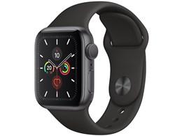Apple Watch Series 5 GPSモデル 40mm スポーツバンド