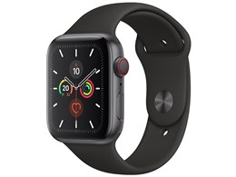 Apple Watch Series 5 GPS+Cellularモデル 44mm スポーツバンド