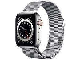 Apple Watch Series 6 GPS+Cellularモデル 40mm ミラネーゼループ
