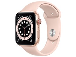 Apple Watch Series 6 GPS+Cellularモデル 44mm スポーツバンド
