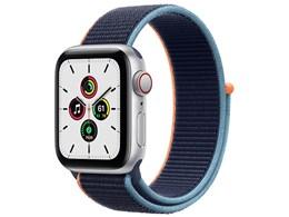 Apple Watch SE GPS+Cellularモデル 40mm スポーツループ