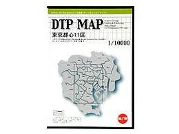 DTP MAP 東京都心11区 1/10000 DMTT05