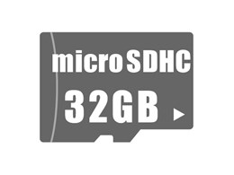 microSDHCメモリーカード 32GB