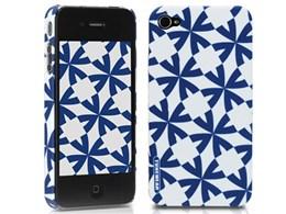 eggshell Finlandia Series for iPhone 4G - Nuppu TUN-PH-000054 [ブルー]