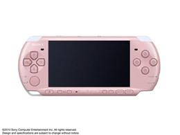 PSP プレイステーション・ポータブル ブロッサム・ピンク PSP-3000 ZP