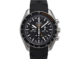 スピードマスター HB-SIA コーアクシャル GMT クロノグラフ 321.92.44.52.01.001