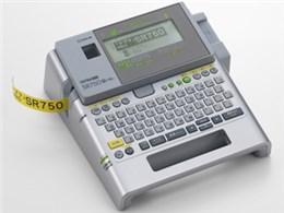 ラベルライター「テプラ」PRO SR750 [シルバー]