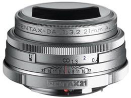 smc PENTAX-DA 21mmF3.2AL Limited Silver