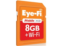 Eye-Fi Mobile X2 [8GB]