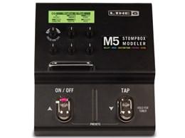 M5 STOMPBOX MODELER