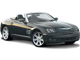 >クライスラー クロスファイア 2003年モデル