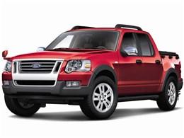>フォード エクスプローラースポーツトラック