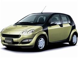 スマート フォーフォー 2004年モデル