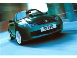 >MG TF 2003年モデル