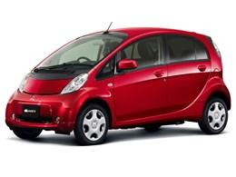 >三菱 i-MiEV 2010年モデル