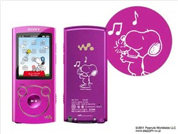NW-S764/Snoopy SNOOPYモデル [8GB]